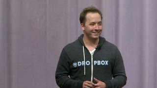Drew Houston: Distribution and Growing Your User Base