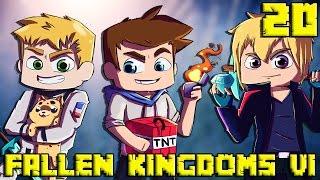 FALLEN KINGDOMS VI #20 : LA VICTOIRE OU LA DÉFAITE ?!