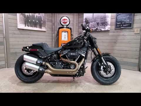 2021 Harley-Davidson Fat Bob® 114 in Kokomo, Indiana - Video 1