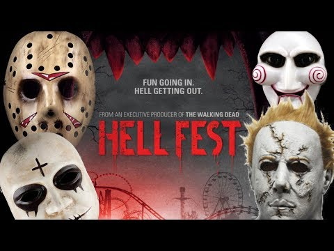DOCUMENTARY: Hell Fest - Serial Killers and Demons