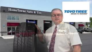 HomeTowne Auto Repair And TIre Toyo Versado Cuv Tire Part1