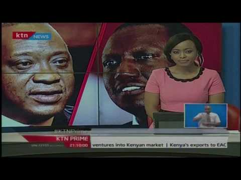 KTN Prime Full Bulletin with Sophia Wanuna December 7th 2016