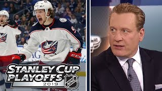 Stanley Cup Playoffs 2019: What happened to the Lightning, Penguins? | Quest for the Cup Ep. 2