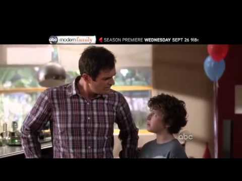 Modern Family Season 4 (Promo)