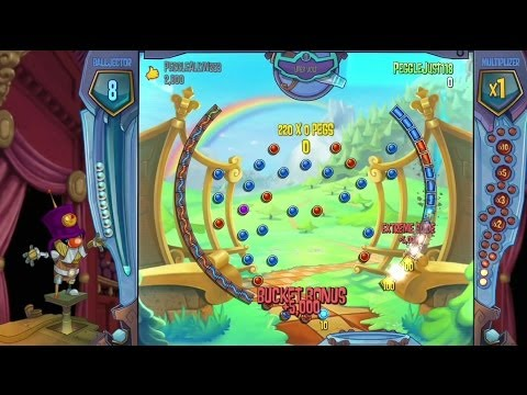 Peggle 2 - Launch Trailer thumbnail