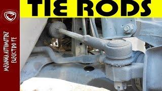 Como Probar Terminales De Direccion O Tie Rods (tips Faciles)