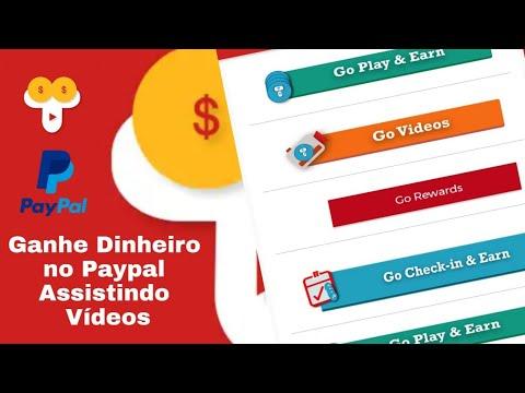 TrigoCoins: Dinheiro no Paypal Assistindo Vídeos no Android