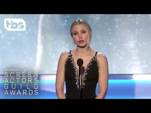 Kristen Bell's Opening Monologue at 2018 SAG Awards