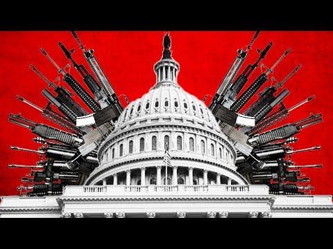 Congress To Make Mass Shootings Even Easier