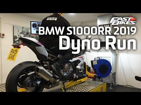 BMW S1000RR 2019 | Dyno Run | Ultimate Sports Bike