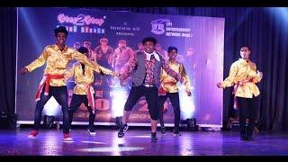Ram Narayan Baaja Bajata | Main To Raste Se | Govinda | Dance Performance | Step2Step Dance Studio