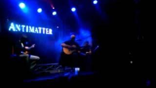 Antimatter - Flowers (Krakow, 16.04.2009)