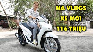 Na Vlogs Mua Xe Mới | Honda Sh 2020 150i ABS