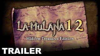 LA-MULANA 1 & 2 - Announcement Trailer (Nintendo Switch, PS4, XBox One)