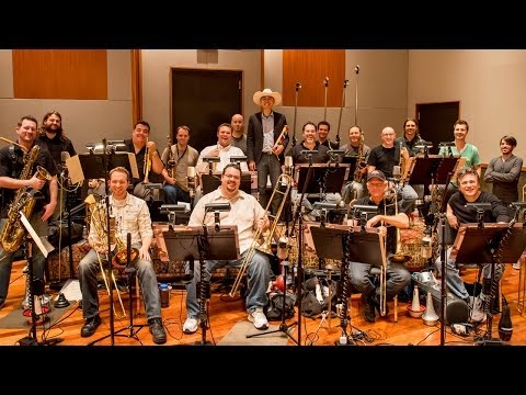 Alan Chan Jazz Orchestra Session 2013 - Raw Footage