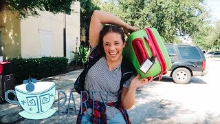 MY FIRST DAY // DCP CHECK-IN DAY | DISNEY COLLEGE PROGRAM