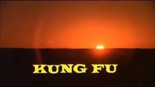 Kung Fu 1972 - 1975  el inicio y final de cada capítulo