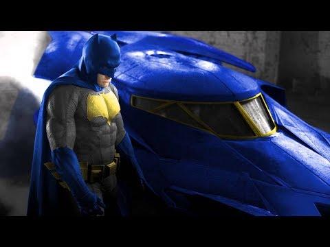 BvS Fun Teaser (Batman Begins Style)