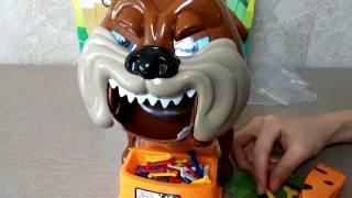 Bad dog toy : Don't take Buster's Bones Game