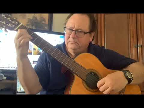 Here Comes the Sun- Fingerstyle guitar