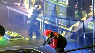 Justin Bieber - Eenie Meenie - Live Sheffield 23 March 2011 - HD