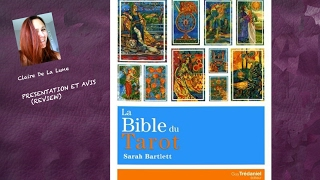 La Bible du Tarot - Sarah Bartlett (review, video)