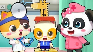 Baby Checkup Song | Doctor Cartoon, Police Car, Firefighter | Kids Songs | Kids Cartoon | BabyBus