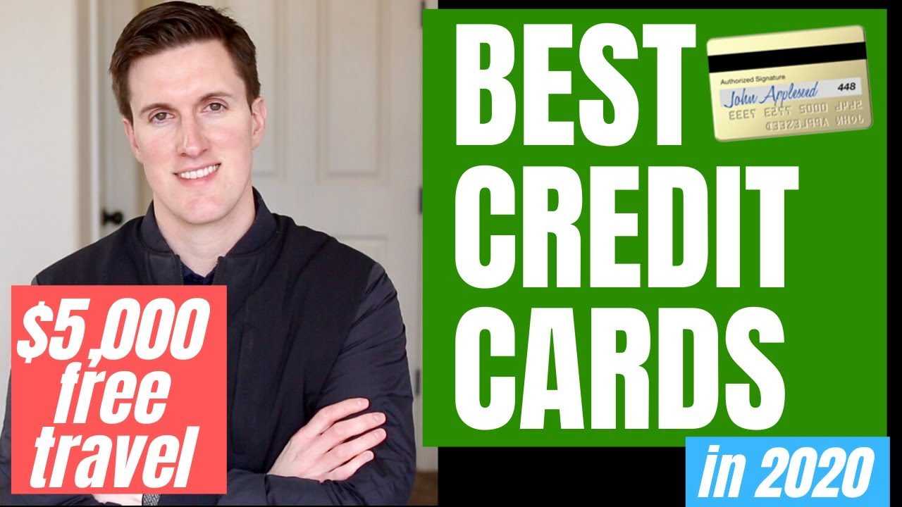 Finest Credit Cards (2020)   Credit Cards for Travel and Free Money