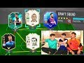 W2S vs BRO in 190 FUT DRAFT CHALLENGE