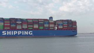Shipspotting In Rotterdam 10 2018