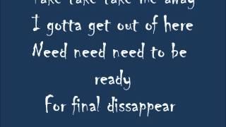 Danny Saucedo - Turn Off The Sound Lyrics On Screen