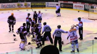 Big Fight Hockey Genève-Servette (GSHC) - Kloten (21.09.2013)