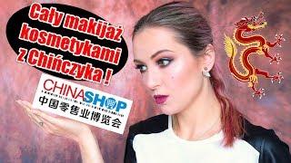 Cały Makijaż Kosmetykami Z Chińczyka ☢️⛔Chińskie Kosmetyki Test 8h 😱Hit Czy Kit? Będzie Się Działo!