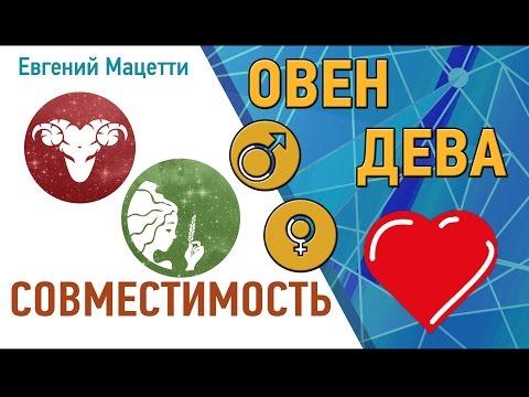 Овен и Дева. Гороскоп совместимости ♥ Любовный и сексуальный гороскоп
