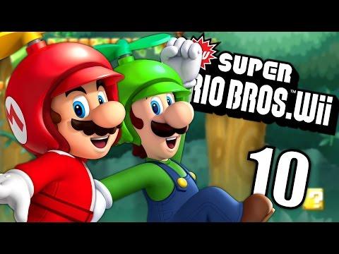 ON S'ENVOLE | NEW SUPER MARIO BROS WII COOP FR #10