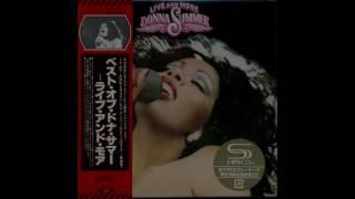 "Donna Summer - Love's Unkind (Live) LYRICS - SHM ""Live and More"" 1978"