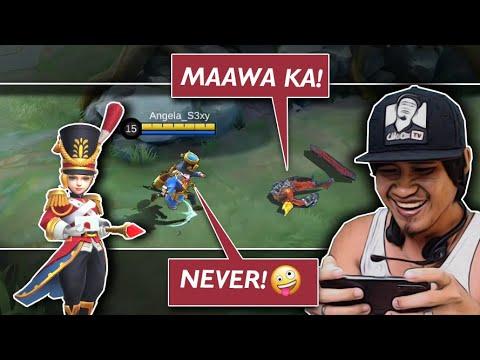 Harley, Pinagtripan at Kinawawa si Gord