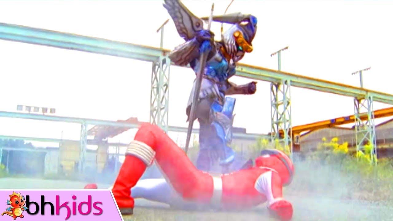 Chiến Đội siêu nhân Sấm Sét - GoGo Sentai Boukenger, Tập 38: Tấm Vải Cầu Vồng