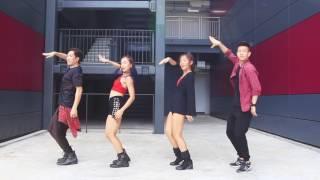 Jive Dance Workout: 5678 Fitness System by Kym Johnson