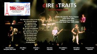 "Dire Straits ""Twisting by the pool"" 1983-06-22 Paris [AUDIO ONLY]"