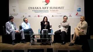 preview picture of video 'Dhaka Art Summit Talks - The History of collecting South Asian Contemporary Art - Part 1'