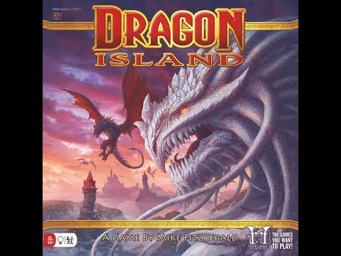 Dad vs Daughter - Dragon Island - Game of the Week Edition