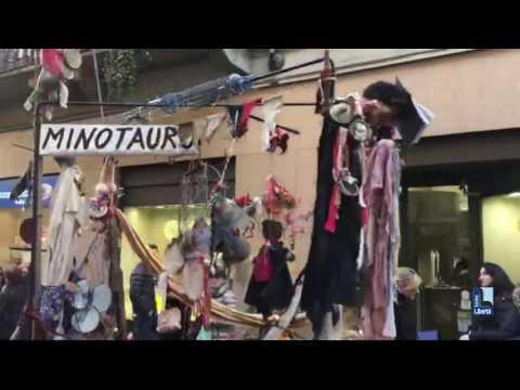 Il carnevale di Teatro Gioco Vita impazza a Piacenza