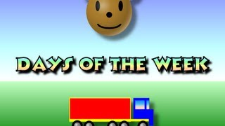 Children's: Days of the Week