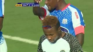 MAGOLI: TP MAZEMBE 1-2 AZAM FC (CECAFA KAGAME CUP - 16/07/2019)