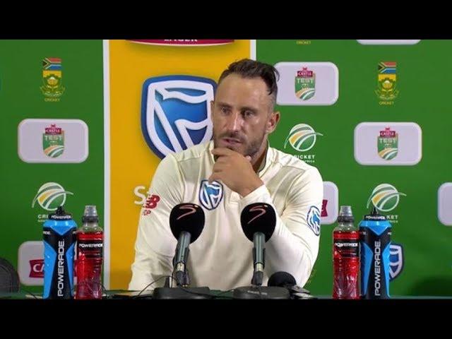 South Africa vs Sri Lanka   Faf du Plessis & Dimuth Karunaratne interviews