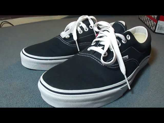vans era authentic difference