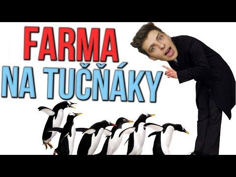 Mám farmu na tučňáky!