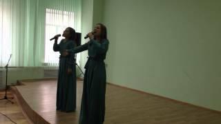 Сестры Ермаковы Ирина и Галина г. Курск