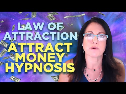 Law of Attraction – Attract Money Hypnosis DVD